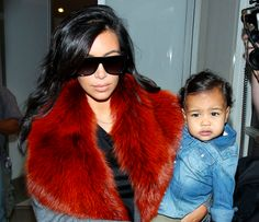 The Stir-Kim Kardashian's Shocking Confession About North West Leaves Us Speechless
