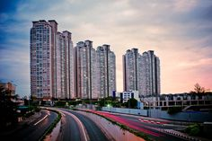 Sunrise City by Hang Duong on 500px