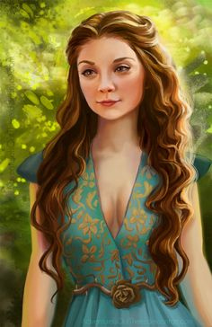 I dont want to be a queen. I want to be the queen. -Margaery Tyrell