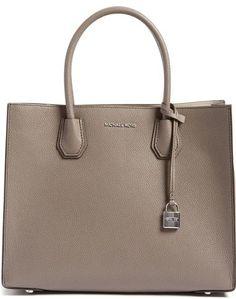MICHAEL Michael Kors  Large Mercer  Tote Fashion Bags 89b2e7ae209c7