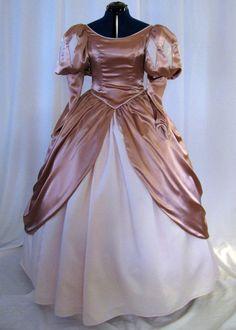 Ariel's dress
