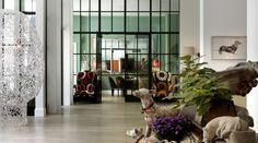 Hotel interior design | Crosby Street Hotel | New York | USA
