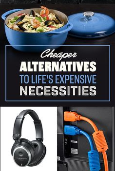 15 Cheaper Alternatives To Life's Expensive Necessities