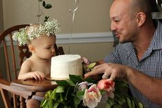 Rollins' Floral First Birthday — 3A DESIGN STUDIO