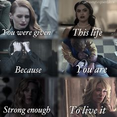 Riverdale Quotes, Bughead Riverdale, Riverdale Funny, Pretty Little Liars Netflix, Riverdale Cole Sprouse, Riverdale Aesthetic, River Dale, Important Quotes, Savage Quotes
