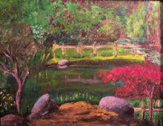 Apol Pond, Pine Rest - Art of Walter Idema