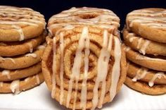 Culinary in the Desert: Caramel-Cinnamon Crunch Icebox Cookies