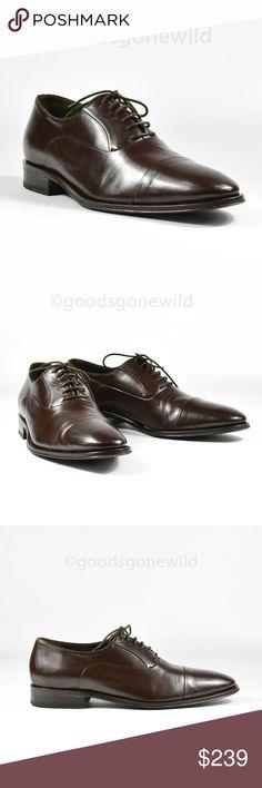 4051a770f65 Bruno Magli Men s Maioco Cap Toe Oxfords Bruno Magli Men s Maioco Cap Toe  Oxfords - Size