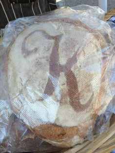 """""""New look, same taste"""" doesn't apply here... Click here to read about a baker in Illinois who makes delectably upscale Old World European-style breads: http://www.norwichbulletin.com/lifestyles/food/x1762351279/Kathryn-Rem-Philosophy-major-bakes-sells-Old-World-breads #bread #european #tradition"""