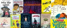 Årets bok 2015: De nominerte