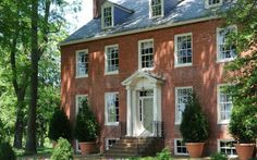 Once a Wreck, Antebellum Annapolis Mansion Now Restored   #sunputty Sun Putty 100% natural skin-loving sunscreen  www.sunputty.com  www.sunputty.com/sunputty_online_store/index.php