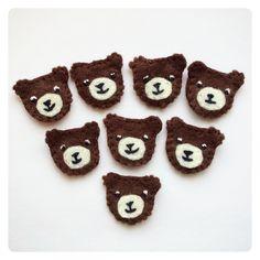 Значок-медведики