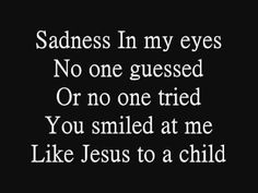 George Michael - Jesus To A Child ( With Lyrics ) Clean HQ - YouTube