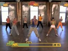 Hip Hop ABS. I love Shawn T! So funny.