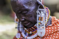 The Osiligi Bead Project helps women like Koko to support themselves while sustaining old traditions by Africa_Geographic, via Flickr