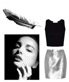 """""""Sin título #41"""" by sandra-gonz on Polyvore featuring Yves Saint Laurent"""