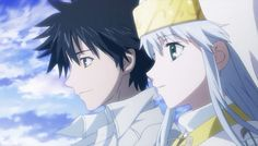 AniName Exchange Special - A Certain Magical Index - NearlyWes