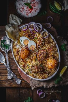 Wok of new carrots with honey, langoustines of Guilvinec and pepper of the peaks - Healthy Food Mom Indian Food Recipes, Healthy Recipes, Ethnic Recipes, Rice Recipes, Lamb Biryani Recipes, Masala Spice, Desi Food, India Food, Food Presentation