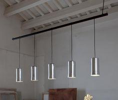 CIRIO LINEAL - Iluminación general de diseño de Santa & Cole ✓ toda la información ✓ imágenes con alta resolución ✓ CADs ✓ catálogos ✓..