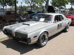 1968 Mercury Cougar Sedan (Custom) 'UYZ 823' 1   by Jack Snell - Thanks for over 24 Million Views