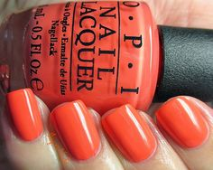 Icy Nails: OPI Toucan Do It if You Try: Swatch and Review