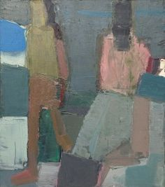 Arthur Neal NEAC British Contemporary Artist, Contemporary Paintings, Artist Inspiration, Figure Painting, Artist, College Art, Painting, English Art, Abstract