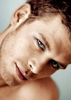 Joseph Morgan. Very hot guy - even more so when he talks like Klaus :-)