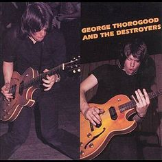 I just used Shazam to discover One Bourbon, One Scotch, One Beer by George Thorogood & The Destroyers. http://shz.am/t10094157