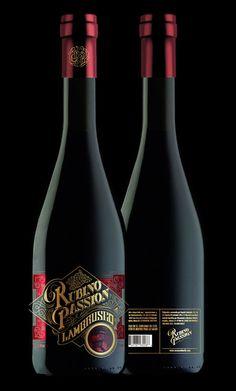 Rubino Passion by Christian Antolin, via Behance