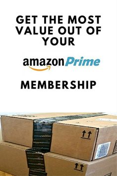 Get the most out of your Amazon Prime membership by taking advantage of all of these benefits you may not know about.