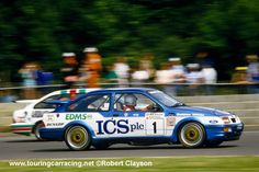 Pictures - 1987 Silverstone BTCC F1 Support race