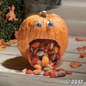 Body Parts Treat Pumpkin  #OrientalTrading #HalloweenWishList