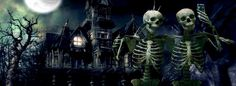 BOO ! E timpul pentru Halloween în Franța