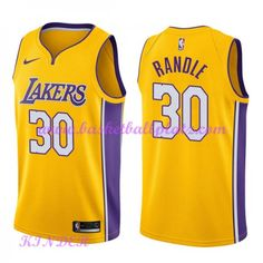 Los Angeles Lakers NBA Trikot Kinder 2018-19 Julius Randle 30  Icon Edition  Basketball Trikots Swingman 7359fdb23