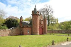 Check out this awesome listing on Airbnb: The Gatehouse to Ayton Castle - Houses for Rent in Eyemouth