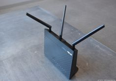 Asus RT-AC68U Dual-band Wireless-AC1900 Gigabit Router Review - Watch CNET's Video Review