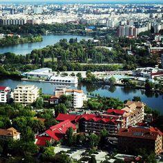 My Bucharest. #InvisiblePlaces  ________________________________  #Bucharest #Romania #amazing #view #green #city #love #home #travel #world #discover #treasure #secret #abundance #freedom #mytravel #instamood #magic