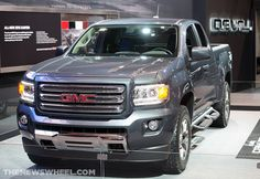 Learn more about the 2015 GMC Canyon interior features, technology, and more, and be sure to stop by Hatfield Buick and GMC later this fall to get your own.