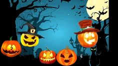 Pumpkins finger family - Daddy Finger Halloween song