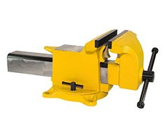 Yost Vises 910-HV 10″ High-Visibility All Steel Utility Combination Pipe and Bench Vise with 360-Degree Swivel Base  http://www.handtoolskit.com/yost-vises-910-hv-10-high-visibility-all-steel-utility-combination-pipe-and-bench-vise-with-360-degree-swivel-base/