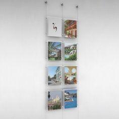Acrylic - Pocket Display - Portrait