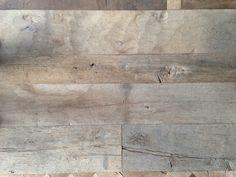 (G)oud hout op de vloer