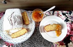 La cucina di ❀ Paola Brunetti ❀: Delizioso plum cake allo yogurt con salsa alle…