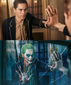 by @Bosslogic Before and after process since you guys enjoy these - Joker