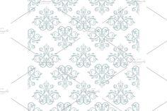 Damask Patterns, Victorian Design, Arabesque, Vector Pattern, Abstract Backgrounds, Oriental, Diagram, Floral, Art
