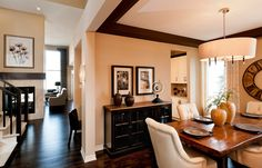 New homes in Ottawa by Cardel Homes - New Home Builders. Cardel builds new homes, townhomes and Condos in top Ottawa & Ontario Communities. New Home Builders, Dining Room Inspiration, Model Homes, Second Floor, Great Rooms, Dining Rooms, Townhouse, Building A House, Home And Family