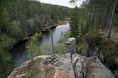 Hiidenportti National Park. Photo: Jouni Laaksonen Nordic Design, Best Cities, See It, The Fresh, Finland, Tourism, Beautiful Places, National Parks, House Ideas