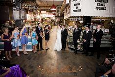 Heather Fowler Photography: Jessica and Jason's Reading Terminal Market wedding