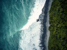 Sand Meets Sea Photo by Chris Norton — National Geographic Your Shot