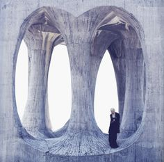 Past Future by Matjaz Tancic, via Behance